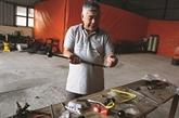 Pao, un Viêt kiêu au cœur d'or pour les handicapés