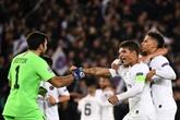 Ligue des champions: Paris dompte Liverpool, l'Atlético file en 8e