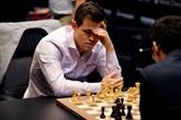 Magnus Carlsen, un roi insatiable de succès aux échecs
