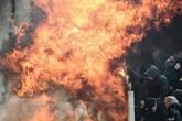 AEK-Ajax: neuf blessés dont trois policiers lors des violences entre supporters