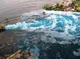 Lancement d'un rapport sur les risques liés à l'eau pour l'industrie textile