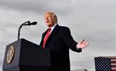 Donald Trump parle (un peu) d'économie, encore et toujours d'immigration