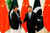 Le président chinois rencontre le Premier ministre pakistanais àBeijing