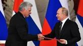 La Russie et Cuba renforcent leur coopération dans les affaires internationales