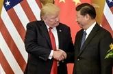 Dégel sur le front commercial entre Washington et Pékin