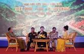 Premier échange d'amitié frontalière Vietnam-Laos-Cambodge