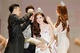 Thiên Huong, nouvelle Miss Vietnam Worldwide