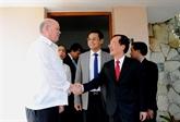 Le Vietnam et Cuba renforcent leur coopération économique