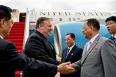 Nucléaire: Pompeo va rencontrer le bras droit de Kim Jong Un