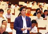 Troisième semaine de travail de la 6e session de l'Assemblée nationale