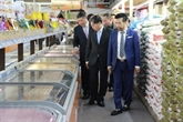 Le vice-ministre des AE rencontre des résidents vietnamiens en Allemagne