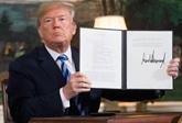 Les nouvelles sanctions américaines contre l'Iran en vigueur