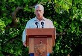 RPDC: le président cubain Diaz-Canel reçu par Kim à Pyongyang