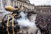 Toulouse émerveillé à la clôture de l'opéra urbain de La Machine