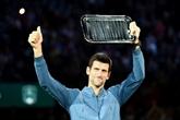Classement ATP: Djokovic reprend le trône de N°1 mondial à Nadal