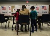 Ouverture des bureaux de vote pour les élections de mi-mandat