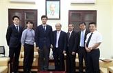 Coopération entre le Vietnam et le Conseil olympique d'Asie