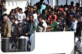 Plus de 100.000 migrants arrivés en Europe en traversant la Méditerranée