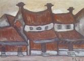 Le public de Londres impressionné par des œuvres de célèbres peintres vietnamiens