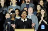 Législatives américaines: un nombre record de femmes au Congrès