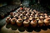 La traditionnelle sauce de soja