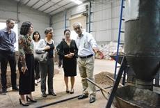 La technologie de thermolyse bénéficie à la filière café