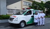 Conférence internationale sur la médecine d'urgence à Ninh Binh