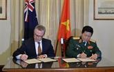 Défense : signature d'une déclaration sur la vision commune Vietnam - Australie