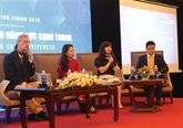 Forum sur l'intégration économique internationale à Hô Chi Minh-Ville