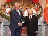 Les relations entre Cuba et le Vietnam sont spéciales