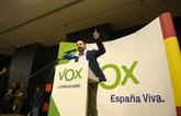Espagne: Vox, le petit parti d'extrême droite qui gagne du terrain