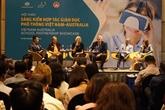 Le Vietnam et lAustralie renforcent leur coopération en matière déducation générale