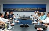 Le Comité intergouvernemental Vietnam - Cuba termine sa 36e session à La Havane