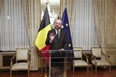 Belgique: le roi accepte la nouvelle composition gouvernementale après la crise