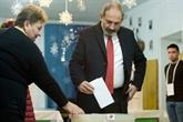 L'Arménie a voté aux législatives anticipées