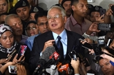 Malaisie: arrestation de l'ancien Premier ministre Najib Razak