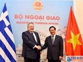 Forum d'affaires Vietnam - Grèce 2018 à Hanoï