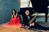 Timothy Sun et Jacqueline Leung pour fêter Noël