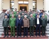 Le Comité central du Parti pour la Police fixe ses tâches