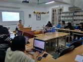 Séminaire sur lécriture scientifique à Hanoï