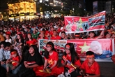 L'ambassade du Vietnam en Malaisie prête attention à la sécurité des fans vietnamiens
