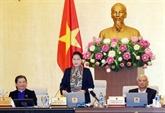 Le comité permanent de l'AN termine sa 29e réunion