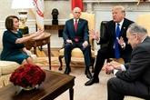 Donald Trump menace de faire construire son mur frontalier