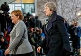 Theresa May à la peine dans son tour d'Europe pour obtenir des concessions