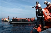 Le nombre de migrants arrivés par mer en Europe dépasse les 100.000