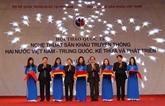 Vietnam et Chine partagent leur expérience dans la promotion de lart scénique traditionnel