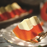 Dessert à la papaye
