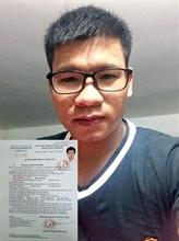 Thanh Hoa: un homme soupçonné de subversion recherché par la police