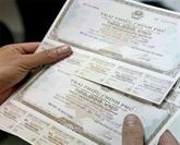 Obligations gouvernementales: 7.230 milliards de dôngs mobilisés