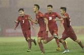 Le 12e tournoi international de football des moins de 21 ans à Huê